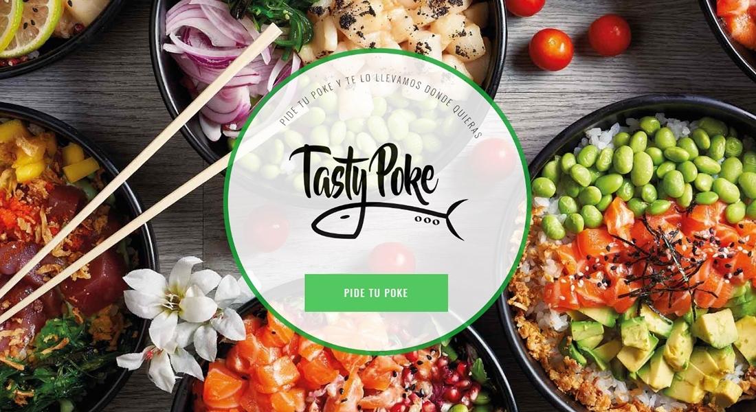 Tasty Poke Bar abre su primer local fuera de España