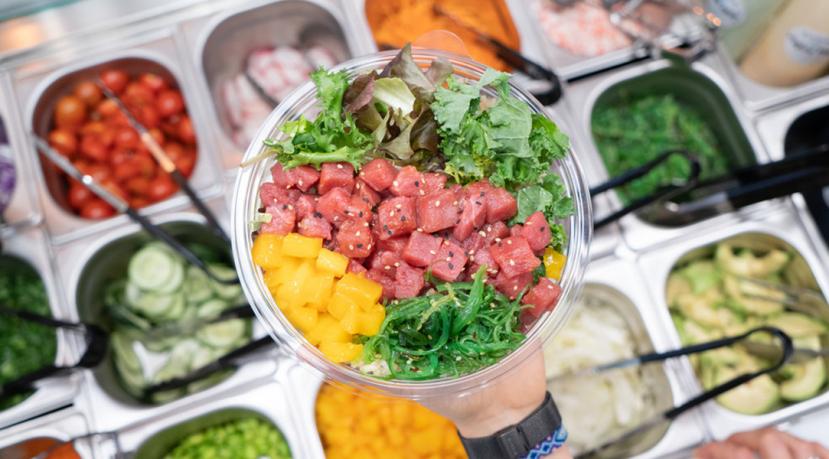Aloha Poké presenta nueva imagen e inaugura nuevo restaurante en Barcelona